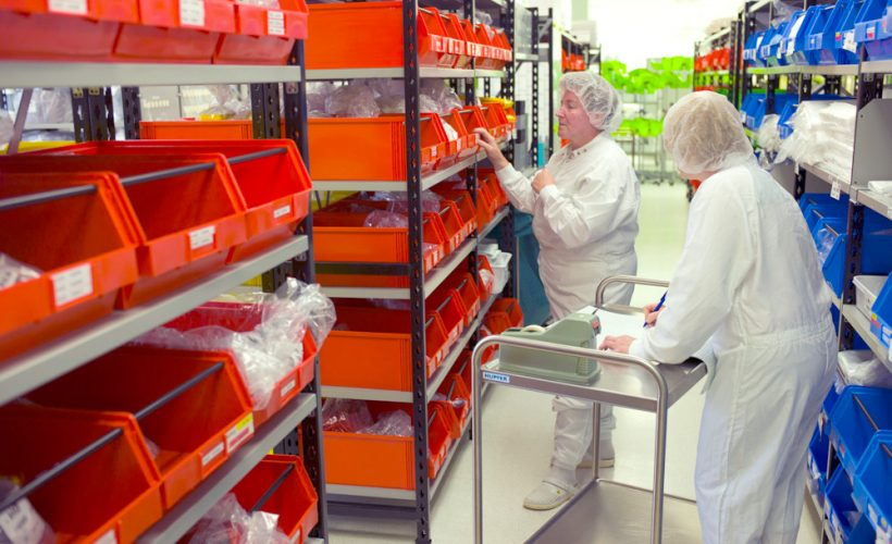 HMT Medizintechnik Materialwirtschaft